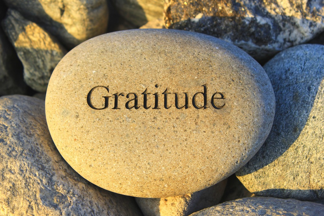 Gratitude Can Make You Happier