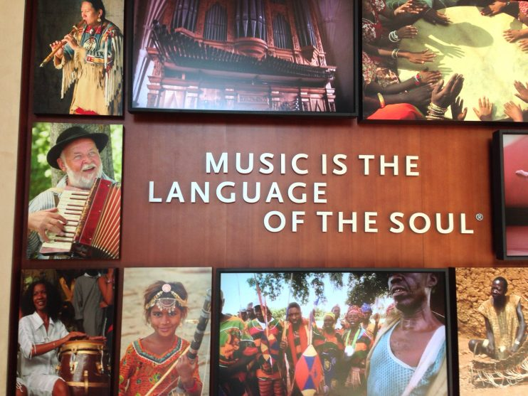 Music Enhances Your Mood & Health