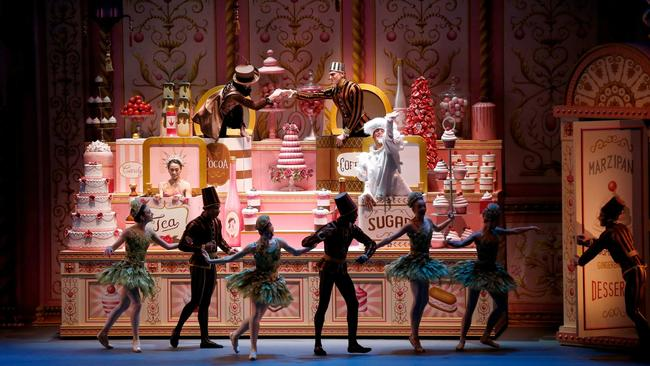 American Ballet Theater Whipped Cream